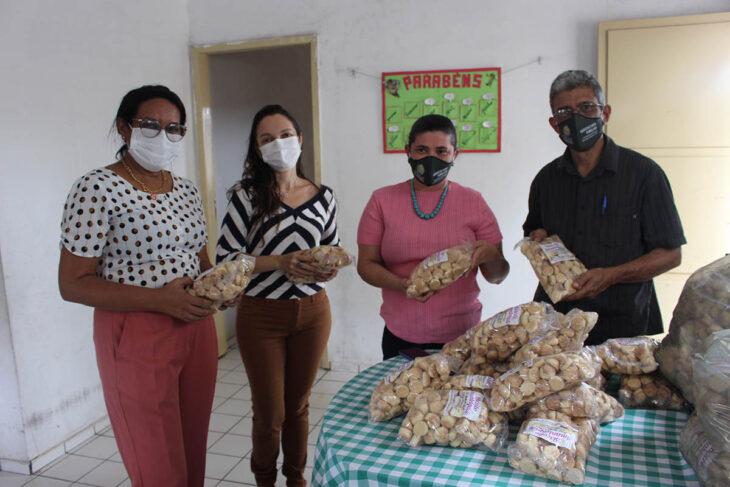 paa covid 7 Produtos do Programa Emergencial PAA-Covid beneficiam 40 mil famílias no Piauí