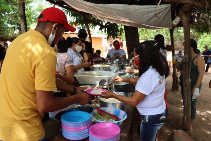 vendas 2 Famílias de Lagoa do São Francisco são beneficiadas com projetos executados pela SAF