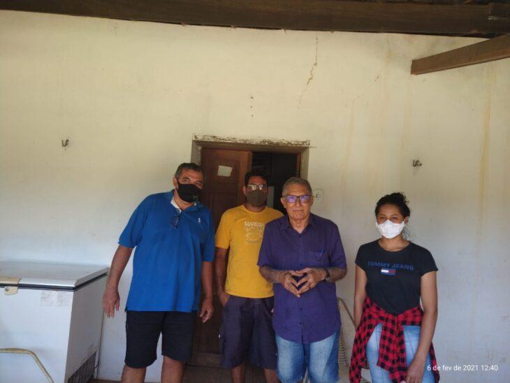 1 2 Núcleo da Uespi realiza expedição para aquisição de sementes crioulas