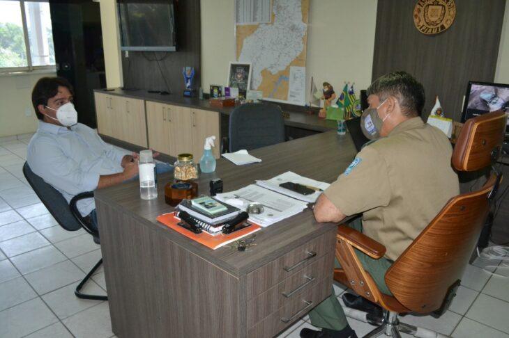Setur BG Setur inicia teste para organizar trânsito em Barra Grande
