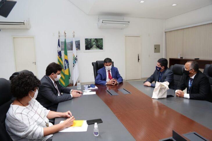 WhatsApp Image 2021 02 01 at 18.37.26 Governador reforça parcerias com novo superintendente da Caixa
