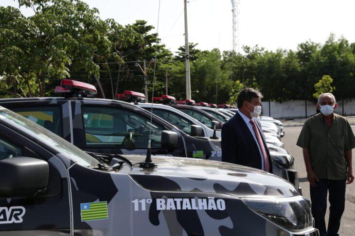 WhatsApp Image 2021 02 02 at 09.46.07 2 Governador entrega 246 viaturas à Polícia Militar