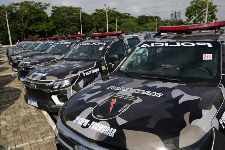 WhatsApp Image 2021 02 02 at 09.48.25 1 Governador entrega 246 viaturas à Polícia Militar