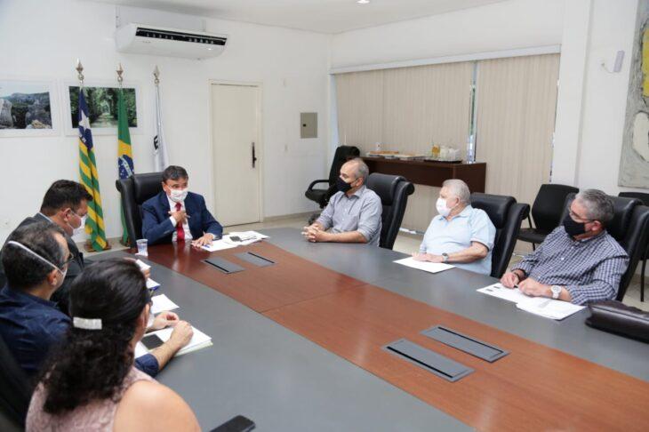 WhatsApp Image 2021 02 08 at 18.19.02 Wellington libera R$ 3 milhões para o combate à febre aftosa no Piauí