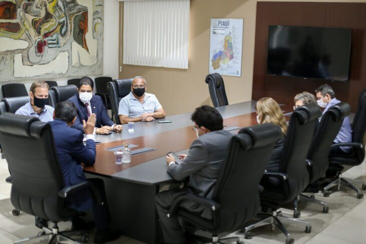 reuniao pro infra 8 Governo traça plano estratégico para reestruturação da malha rodoviária do estado