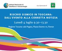 Rischio Sismico in Toscana: dall'evento alla corretta notizia