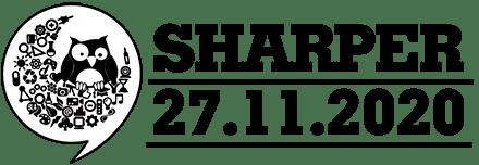 Logo Sharper Night 2020