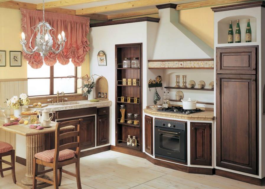Frammenti d 39 arte piacentini arredamenti - Cucine finta muratura roma ...