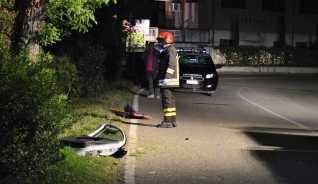 Incidente a Rivergaro (foto Gazzola) (12)