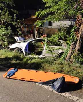 Incidente a Rivergaro (foto Gazzola) (3)