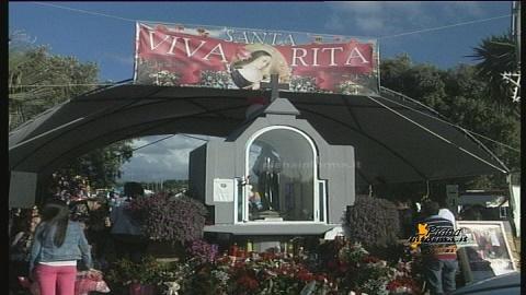 Rosarno, la festa di Santa Rita in contrada Bosco
