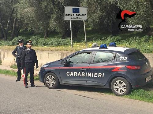 Rosarno, 5 arresti per furto aggravato