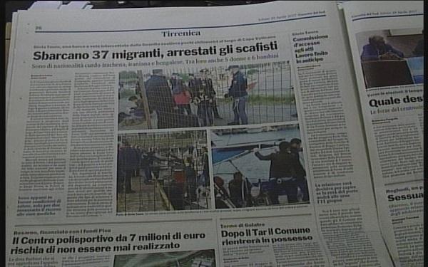 Rassegna Stampa 29 Aprile 2017