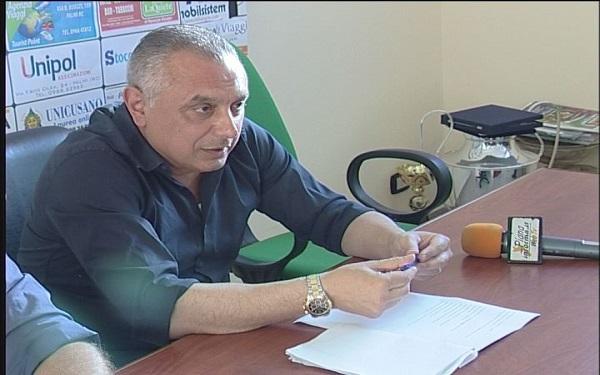 Palmi, il Presidente Carbone ha consegnato la squadra al Sindaco