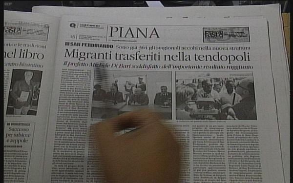 Rassegna Stampa 21 Agosto 2017