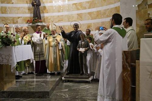 Gioia Tauro, i Salesiani si insediano nella  Parrocchia di San Francesco da Paola