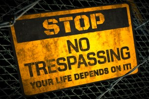NoTrespassing-series