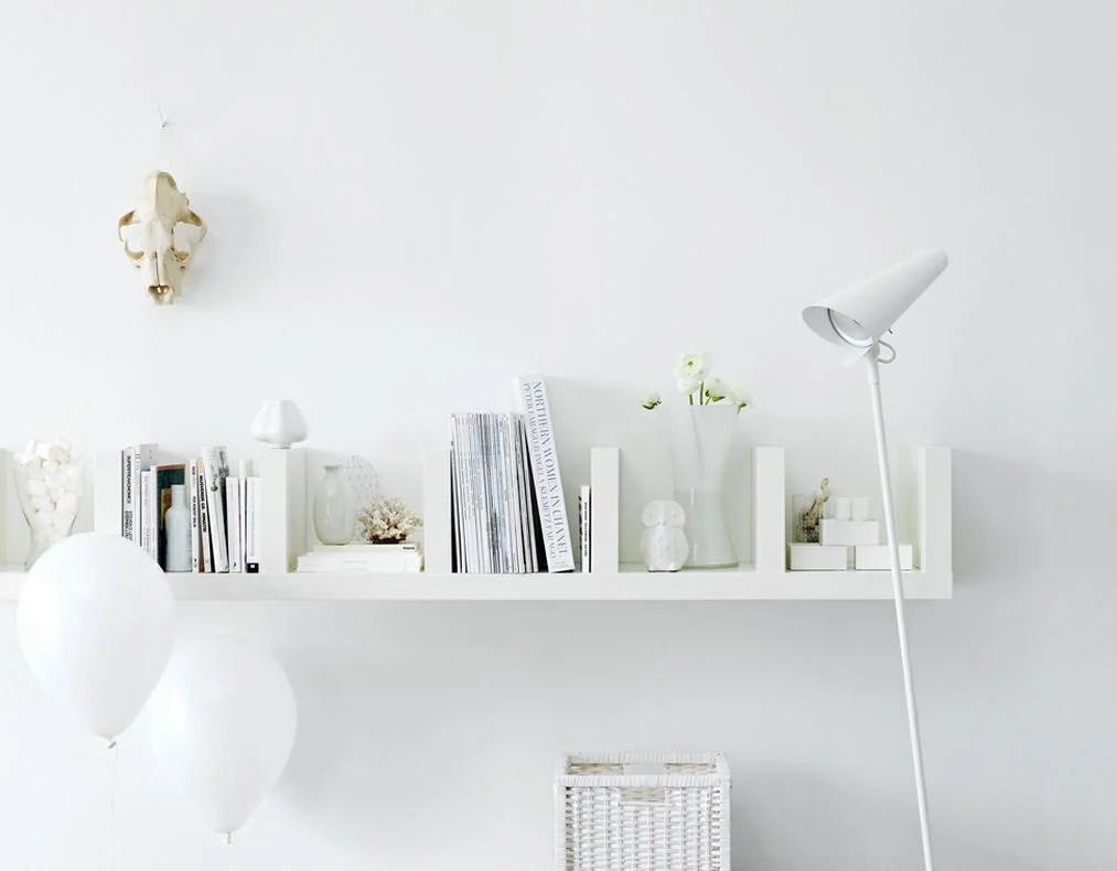 33 Idee Per Utilizzare Mensole Ikea Lack