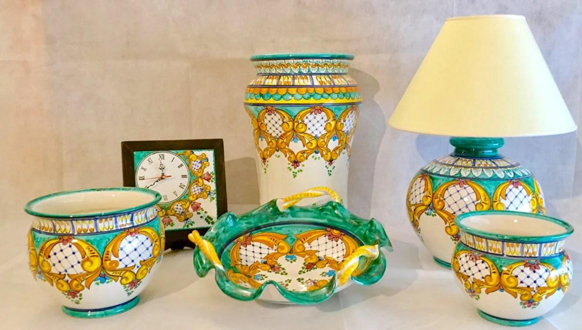 Ceramiche Vietresi Idee Darredo