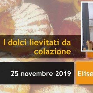 Eliseo Bertini - i dolci lievitati da colazione