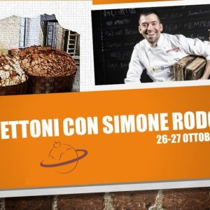 i panettoni con Simone Rodolfi