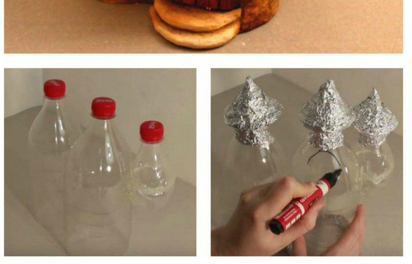 Ecco Come Realizzare Una Fantastica Lampada Con Le Bottiglie