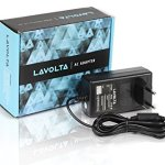 12V Original Lavolta Chargeur Adaptateur pour Yamaha Pa3 Pa3b Pa5 Pa5d Pa6 Pa150 Pa130 Pa5c; Pa-3 Pa-3b Pa-5 Pa-5c Pa-5d Pa-6 Pa-150 Pa-130; Dgx200 Dgx202 Dgx640; PSR170 Psr175 Psr225gm PSR-260 PSR260 Psr262 Psr273 PSR-275 Psr275 Psr280 Psr290; Psre333 Psre403; Ypg525 Ypg535; Wtpa3 Wt-pa3 Electronic Digital Piano Midi Keyboard Clavier – Alimentation