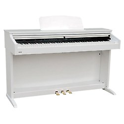 Delson/Ringway 8871 Piano meuble Concerto Plus Blanc laqué