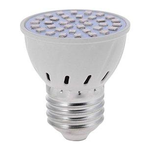 Matefield Ampoule LED SMD 220 V E27 2835 SMD Rouge + Bleu