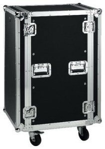Monacor flight case mr-720 20U