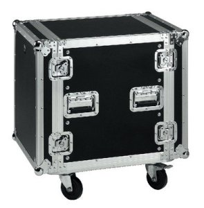 Monacor mr-712Flight Case 12u