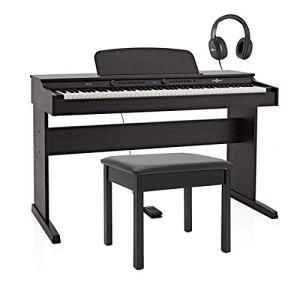 Piano Numérique DP-6 + Pack avec Banc par Gear4music