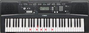 Yamaha – SEZ220 – Clavier – 61 Touches Dynamiques à Guide Lumineux – Noir