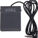 Korg KOO PS3 Pédale sustain/Commutateur Noir