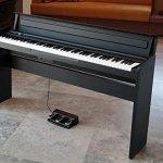 Korg LP-180-BK Piano numérique meuble 88 touches Noir