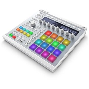 Native Instruments Groove Production Studio Maschine MK2 blanc