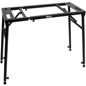 Tiger KYS21-BK Support pour Clavier réglable – Noir