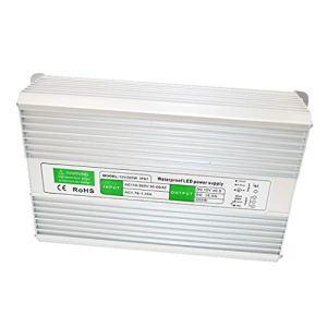 Convertisseur D'alimentation de Conducteur de LED Imperméable Adaptateur DC12V 16.7A 200W IP67