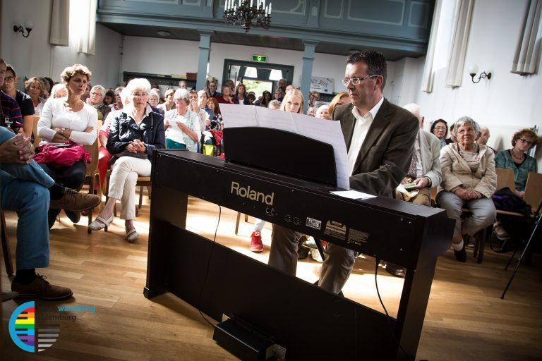2015 Pianowandeling Culemborg - Joost Reus openingsconcert