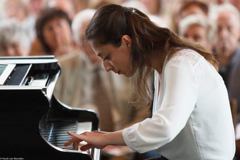 2015 Pianowandeling Culemborg - Sophiko Simsive slotconcert