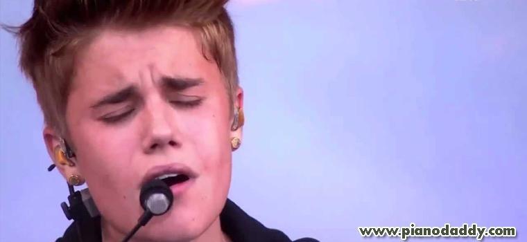 Never Let You Go (Justin Bieber)