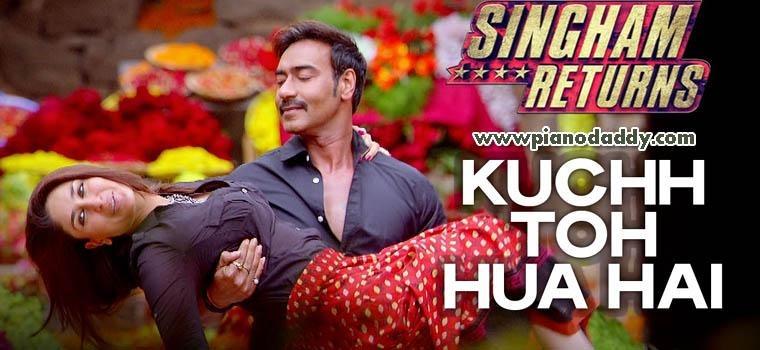 Kuch To Hua Hai (Singham Returns)