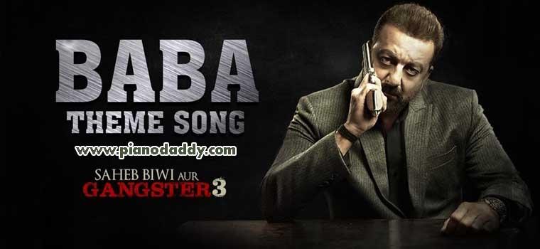 Baba Theme (Saheb Biwi Aur Gangster 3)