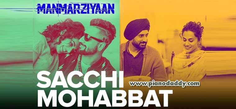 Sacchi Mohabbat (Manmarziyaan)