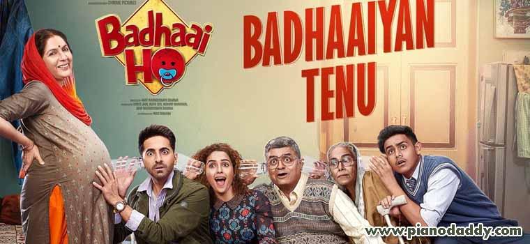 Badhaaiyan Tenu (Badhaai Ho)