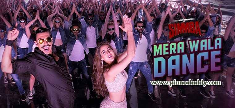 Mera Wala Dance (Simmba)