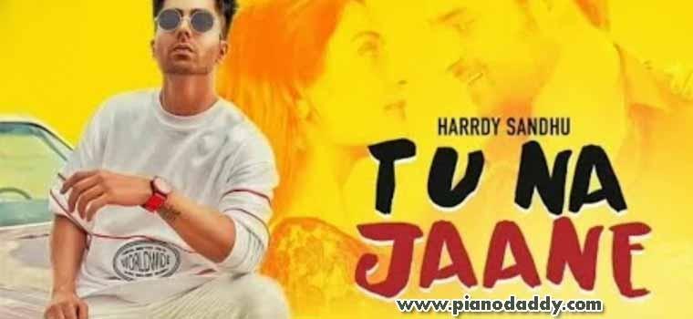 Tu Na Jaane (Hardy Sandhu)