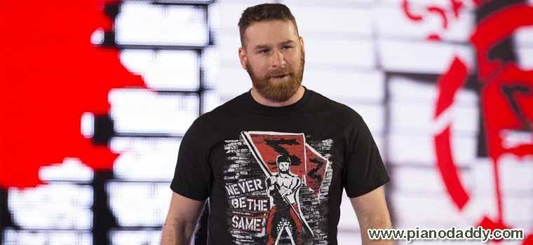 Sami Zayn Theme Song (WWE)