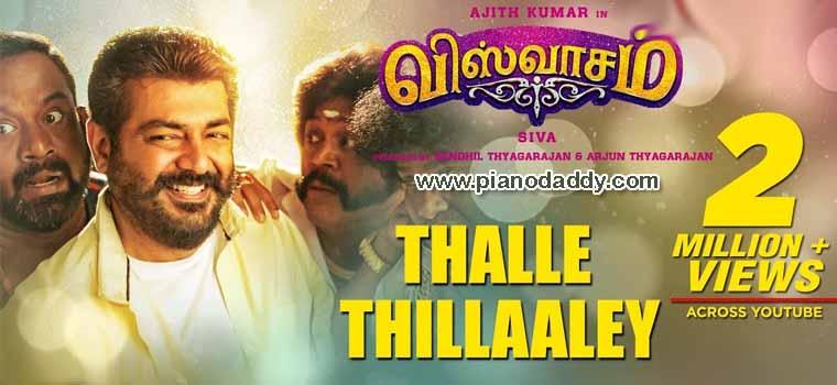 Thalle Thillaaley (Viswasam)
