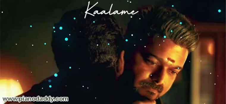 Kaalame (Bigil) Piano Notes